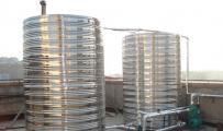 圆形不锈钢水箱-圆形不锈钢水箱5