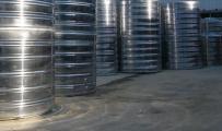 圆形不锈钢水箱-圆形不锈钢水箱