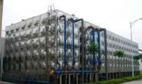 组合式不锈钢保温水箱-组合式不锈钢生活水箱