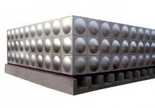 方形不锈钢保温水箱-方形不锈钢保温水箱17