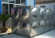 方形不锈钢保温水箱-方形不锈钢保温水箱11