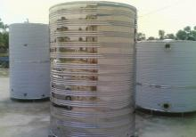 圆形不锈钢水箱-圆形不锈钢水箱2