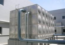方形不锈钢保温水箱-方形不锈钢保温水箱15