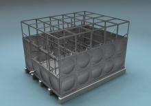 方形不锈钢保温水箱-方形不锈钢保温水箱22