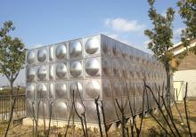 方形不锈钢保温水箱-方形不锈钢保温水箱21