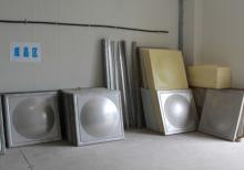 产品中心-组合式不锈钢水箱模压板