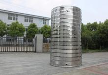 圆形不锈钢水箱-圆形不锈钢水箱6