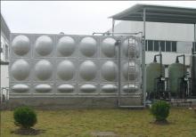 产品中心-组合式不锈钢保温水箱