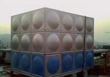 方形不锈钢保温水箱-方形不锈钢保温水箱13
