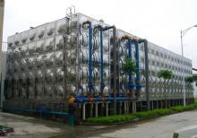 产品中心-组合式不锈钢生活水箱