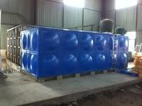 工程案例-达利园集团(宿迁)不锈钢保温水箱