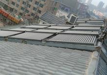 产品中心-太阳能热水工程